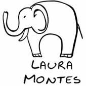 Sello infantil Elefante