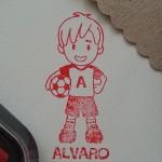 Niño con balón de futbol sello siempreloquise.com