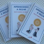 Aprendiendo a rezar  con mi cuaderno de oraciones. Libro para niños con ilustraciones infantiles