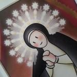 Virgen de la Paloma para niños Siempreloquise.com