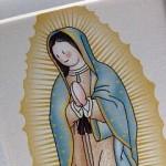 Virgen infantil de Guadalupe Siempreloquise.com