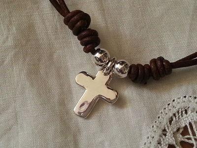 Nueva cruz de plata