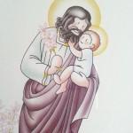 Versión infantil de San José Siempreloquise.com