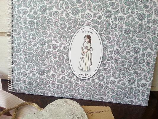 Un libro de recuerdos para Laura