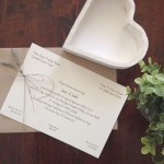 Invitaciones de boda siempreloquise