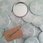 Espejos de estrellas personalizados para invitados de boda siempreloquise.com