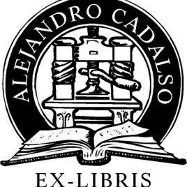 Exlibris Alejandro Cadalso