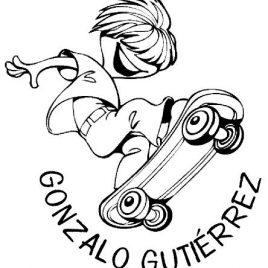 Sello infantil Gonzalo Gutiérrez