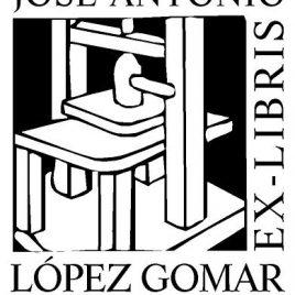 Exlibris J. A. López