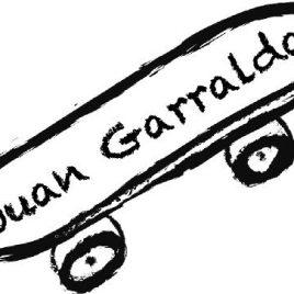 Sello infantil Juan Garralda