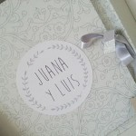 Libro de firmas de boda personalizado siempreloquise.com