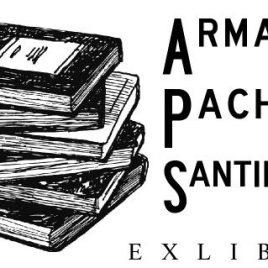 Exlibris Armando Pacheco