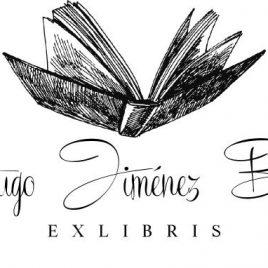 Exlibris Hugo Jiménez