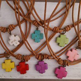 Cruces de colores