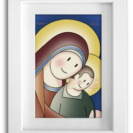 Virgen del Camino (Varios Colores)