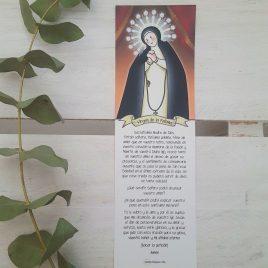 Marcapágians Virgen de la Paloma