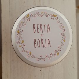 Bote Berta y Borja