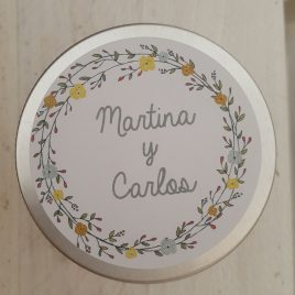 Bote Martina y Carlos