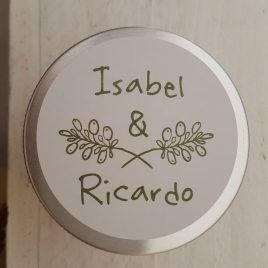 Bote Isabel y Ricardo