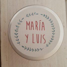 Bote María y Luis