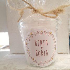 Vela Berta y Borja