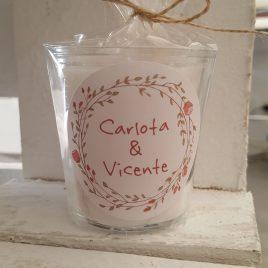 Vela Carlota y Vicente